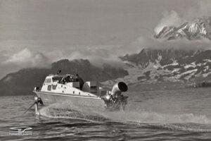 Lors d'une course d'essai, en 1967, le ST 3A fut équipé d'une turbine d'avion.