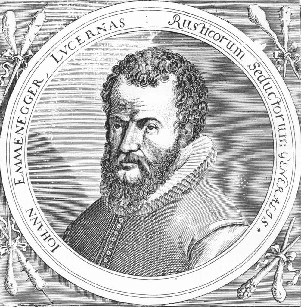 Hans Emmegger (1604–1653) von Schüpfheim LU