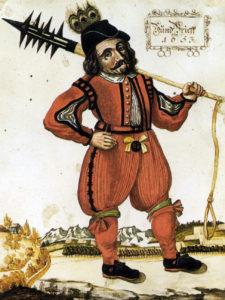 Niklaus Leuenberger 1615–1653 von Rüderswil BE, Obmann der Bauern
