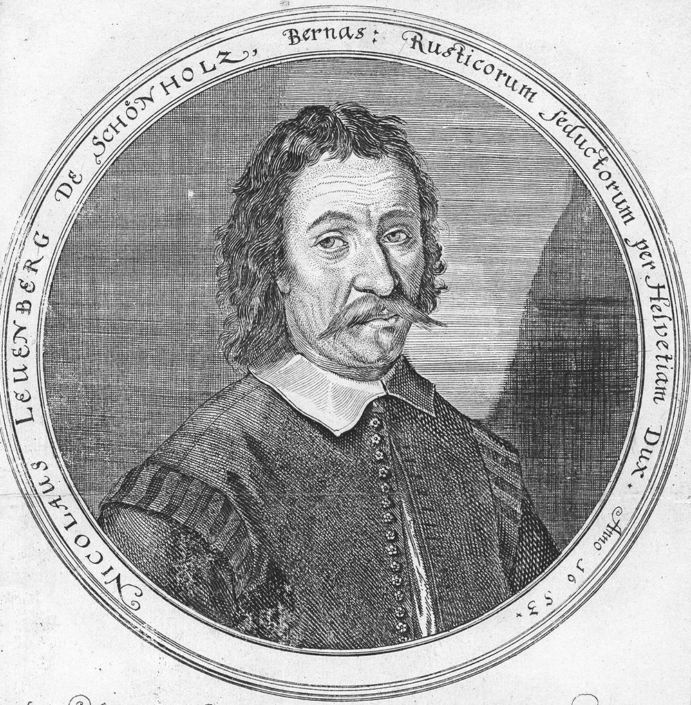 Niklaus Leuenberger (1615–1653) von Rüderswil BE