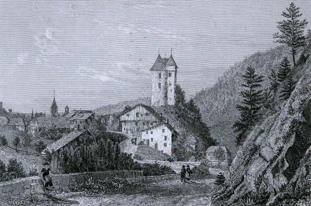 Le Château de Valangin