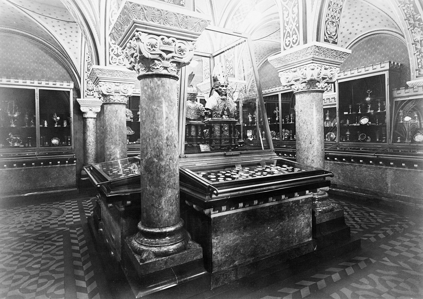 Room 10. Treasure chamber