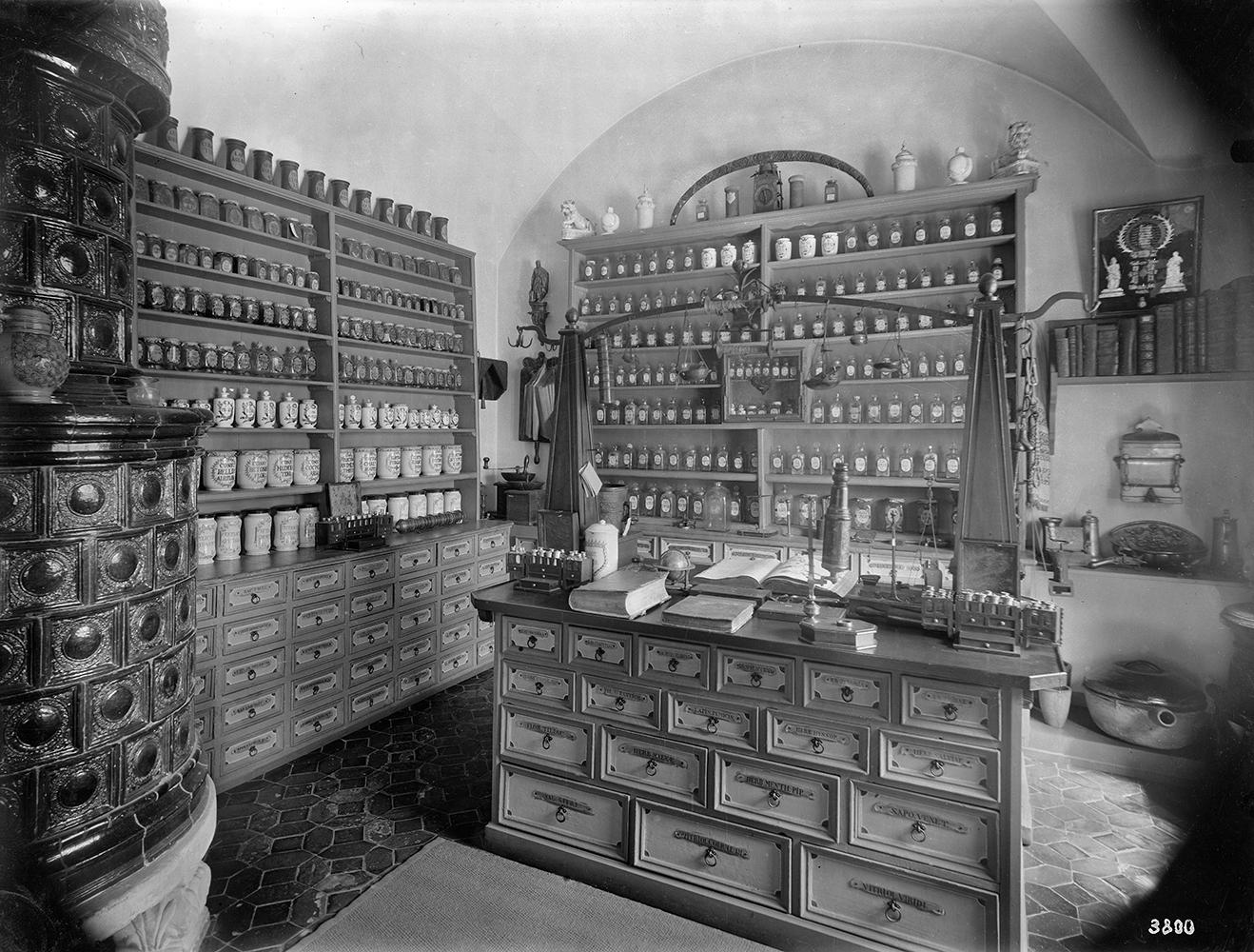 Room 22. Pharmacy