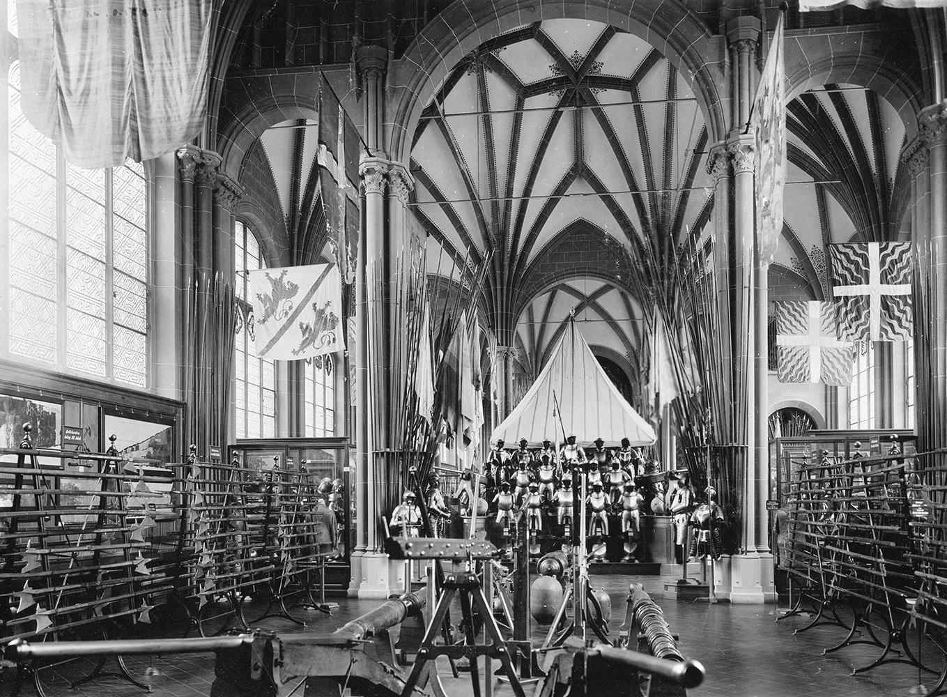 Room 50. Hall of Arms