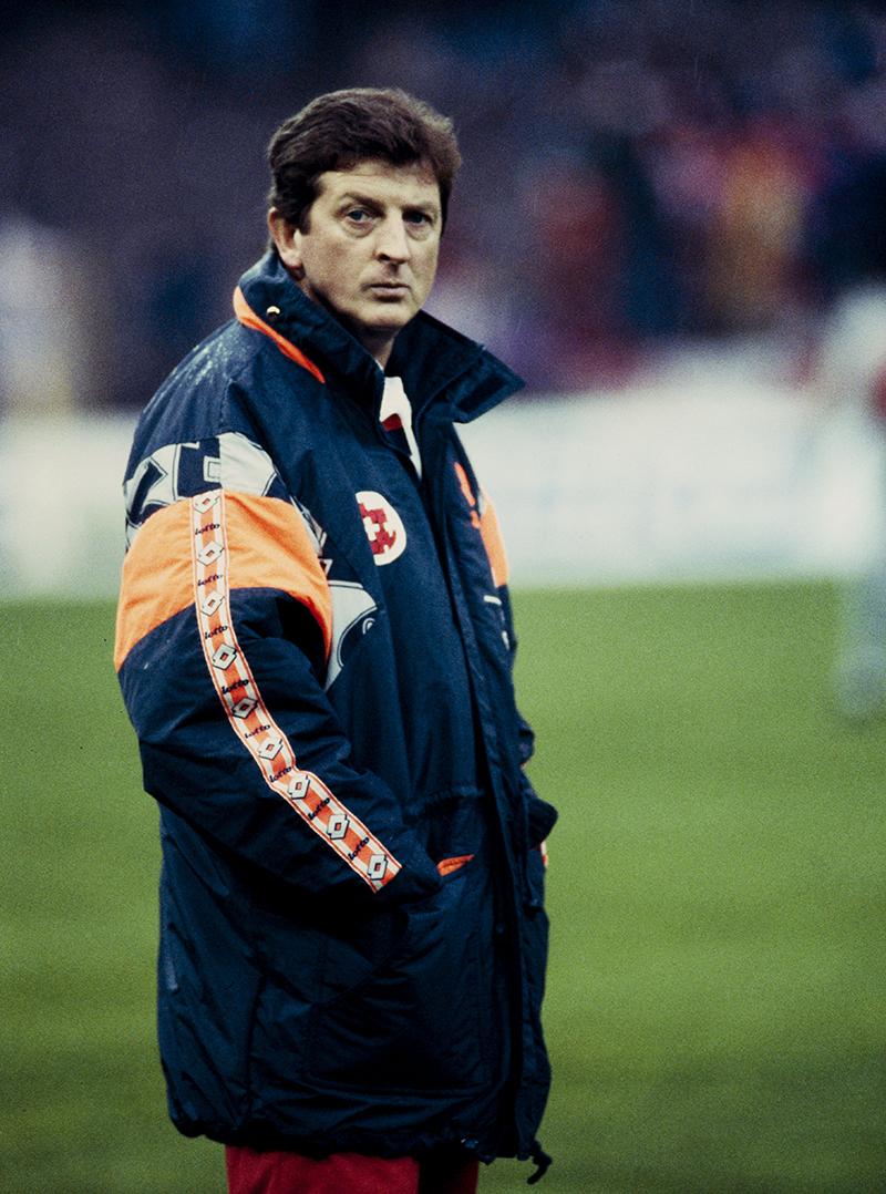 Der ehemalige Schweizer Nationalcoach Roy Hodgson.