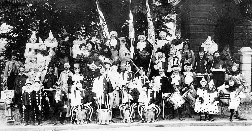 Bâle: le Carnaval