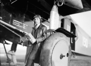 Walter Mittelholzer – the flying adventurer and entrepreneur