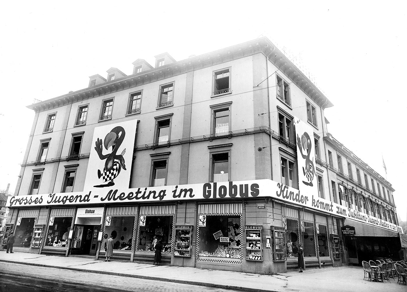 A Globi club.