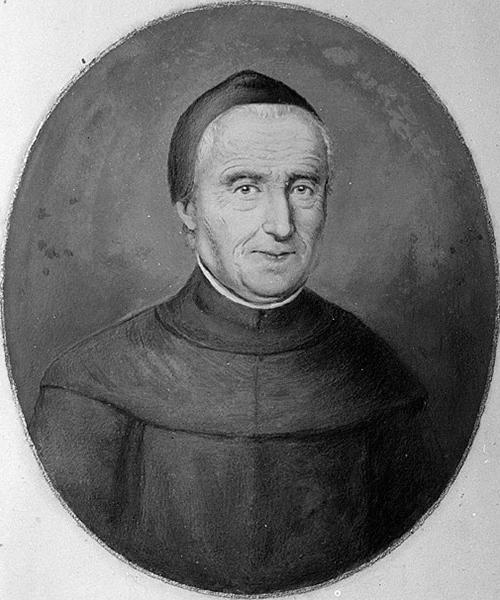 Marian Herzog ging als General im Chorhemd in die Geschichte ein.