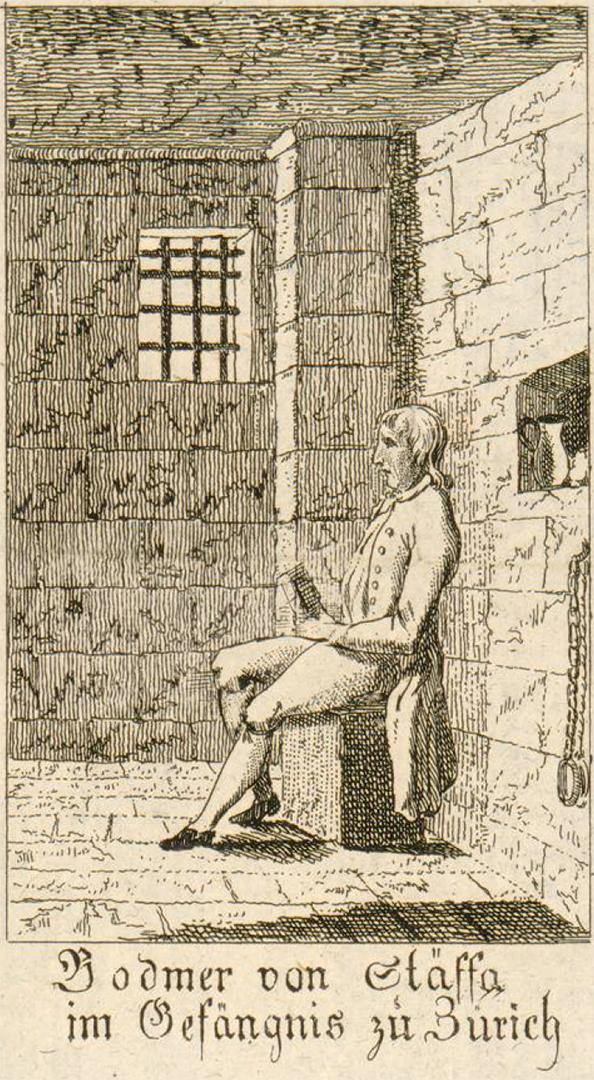 Vom Gefängnis zum Senatspräsidium. Johann Jakob Bodmer (1737–1806)