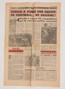 Artikel über den DFC Zürich.