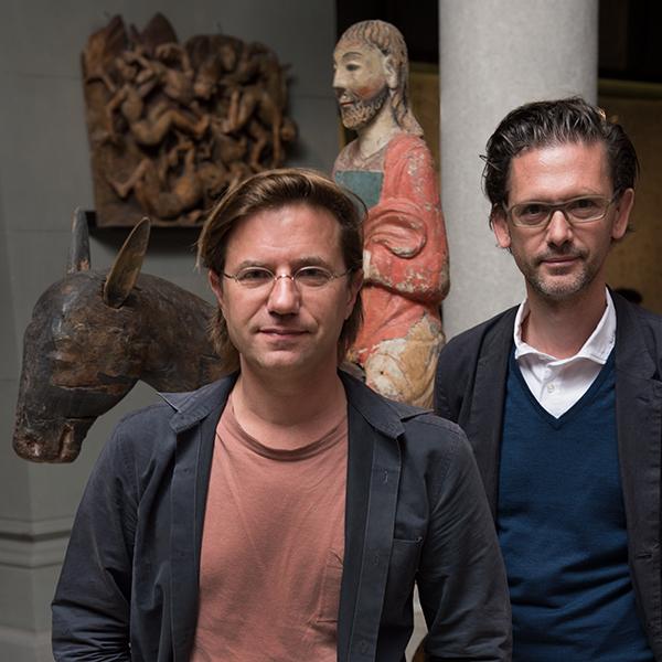 Stefan Zweifel et Juri Steiner.