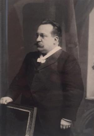 Franz Bucher-Heller. Gemeinnützige Gesellschaft der Stadt Luzern