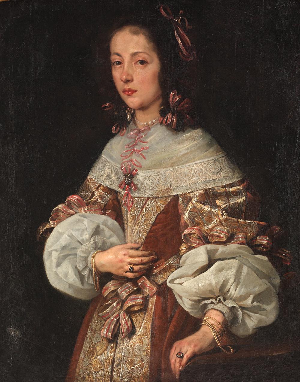 Pendant que Franz Pfyffer assurait les fonctions de commandant de la Garde suisse en France, sa femme Maria Magdalena s'occupait des tâches administratives en Suisse.