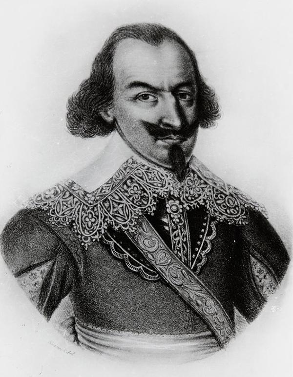 Reproduktion eines Bildes von Jörg Jenatsch.
