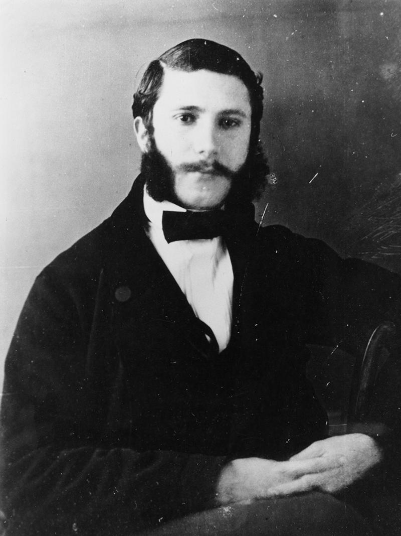 Henri Dunant.