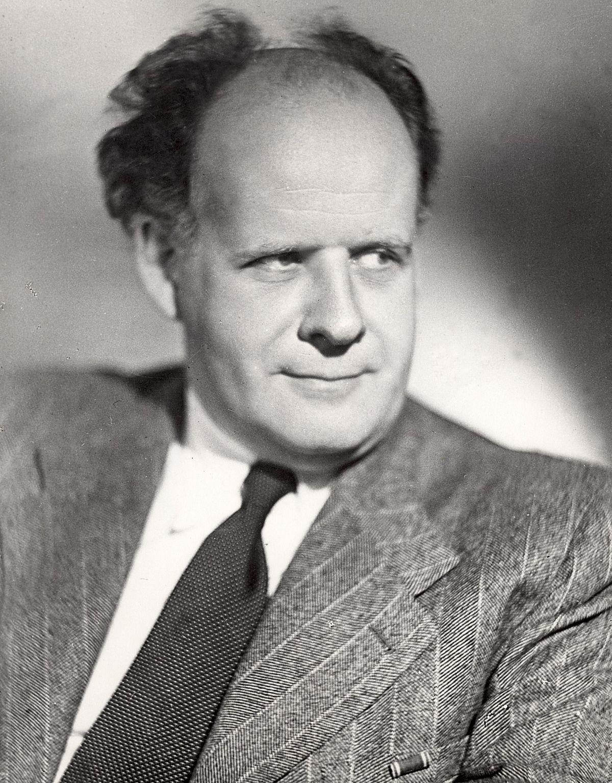 Sergei Michailowitsch Eisenstein, 1935.