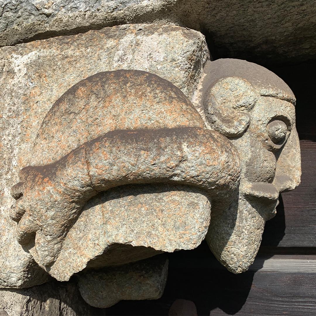 Giornico, San Nicolao: Titan