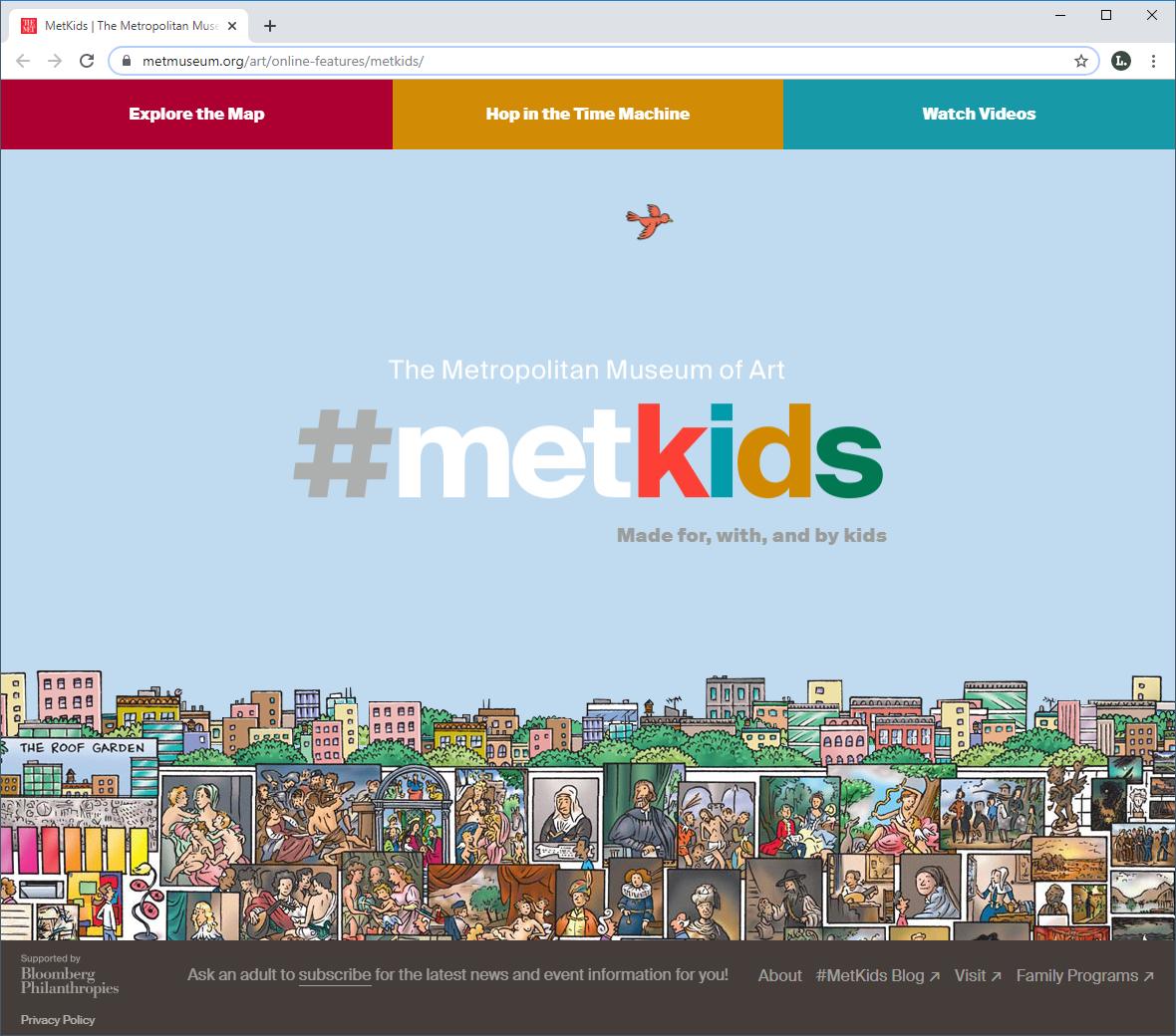 #MetKids