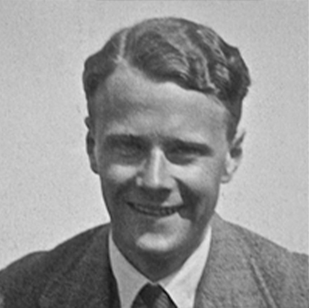 Hans Bernd von Haeften, 1935.