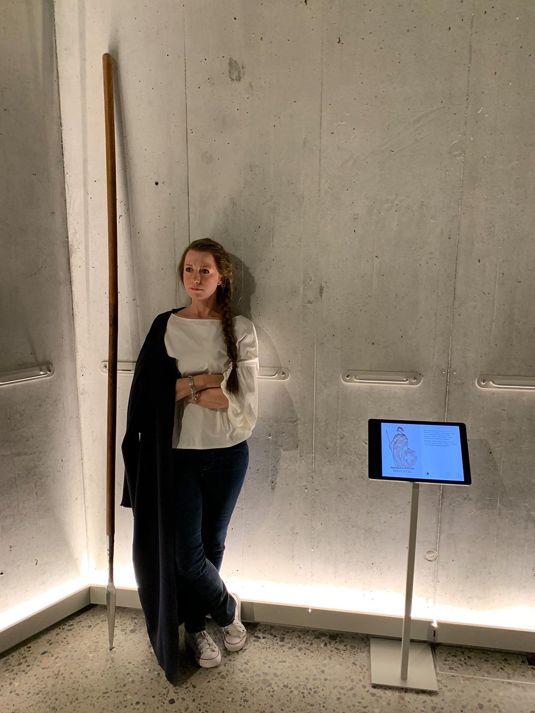 Helvetia im Landesmuseum Zürich