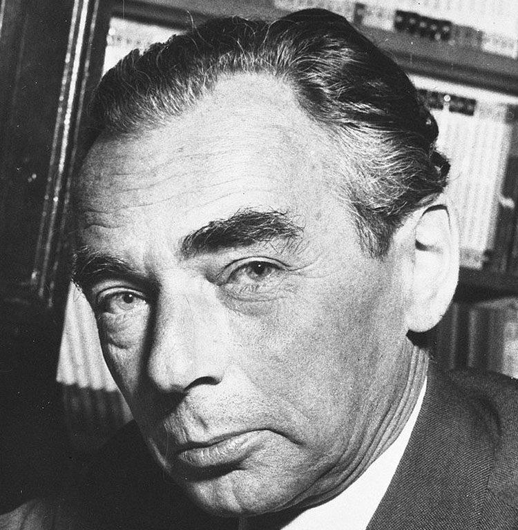 Erich Kästner.