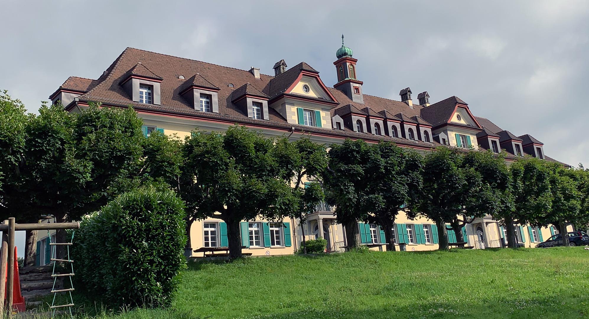 «Mädchenheim» der Société de la Viscose Suisse in Emmen LU