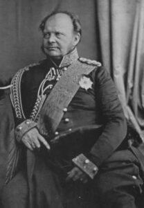 Friedrich Wilhelm IV of Prussia, 1847.