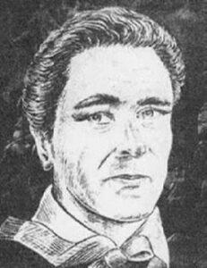 Portrait de Johann Jakob Meyer.