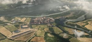 Das Legionslager Vindonissa im 1. Jahrhundert n. Chr.