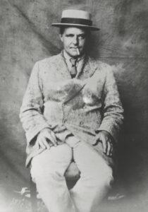 Charles-Albert Cingria um 1911.