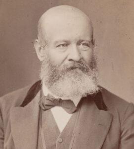 Alfred Escher était l'un des Suisses les plus célèbres de son époque.