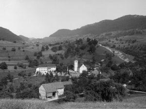 Die Idylle trügt. Im solothurnischen Bärschwil ermordete ein Ex-Söldner 1896 drei Menschen.