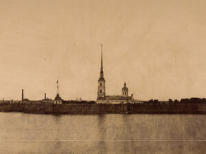 Saint Petersburg, photographie de Giovanni Bianchi.