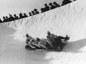 Bobsleighing has thrilled participants and spectators alike for more than 130 years.