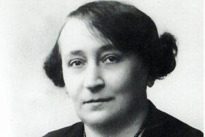 Portrait of Teresa Bontempi.