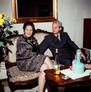 Ehepaar Bovin