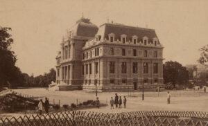 Bundesgericht in Lausanne.