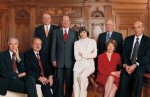Le Conseil fédéral en 2004
