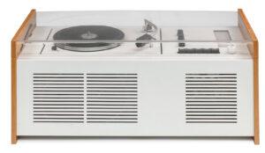 Dieter Rams and Hans Gugelot, StereoPhonosuper «SK 6» (called «Schneewittchensarg»), 1956/60.