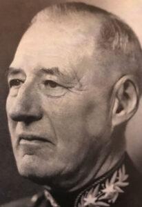 Portrait of Ruggero Dollfus.