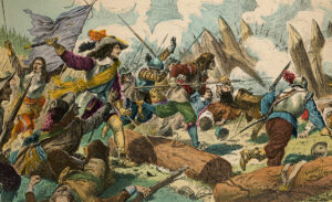 The Thirty Years' War was brutal and claimed countless lives.