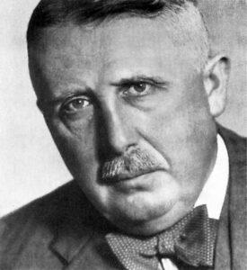 Porträt von Eduard von Steiger.
