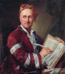 Emer de Vattel, around 1760.