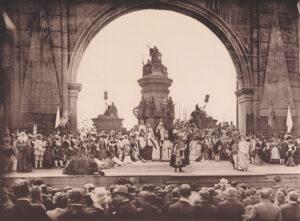 600-Jahr-Feier der Gründung der Eidgenossenschaft, Schwyz 1891.