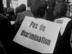 Lors de la marche sur Berne en 1969, les femmes ont réclamé avec force le droit de vote.