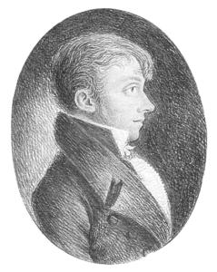 Georg Friedrich Heilmann vers 1810.