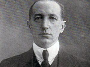 Portrait de George Montandon.