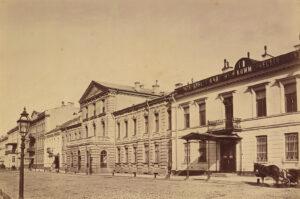 Sankt Petersburg, Fotografie von Giovanni Bianchi.