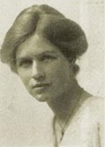 Portrait d'Isabelle Eberhardt, vers 1900.